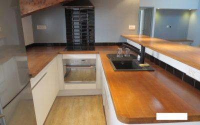 Cuisines : aménagement et rénovation de cuisines