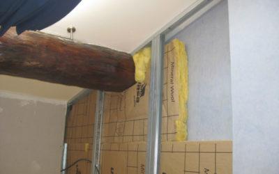 Rénovation d'isolation et de ventilation