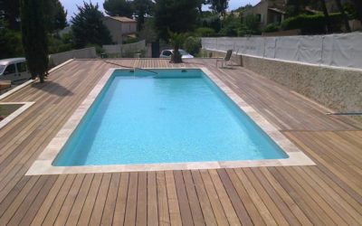 Les piscines et bassins
