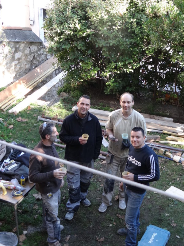 equipe de cprim renovation, societe de renovation a marseille