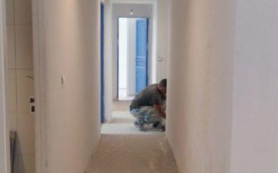 Témoignage Madame V., rénovation totale appartement (13007)