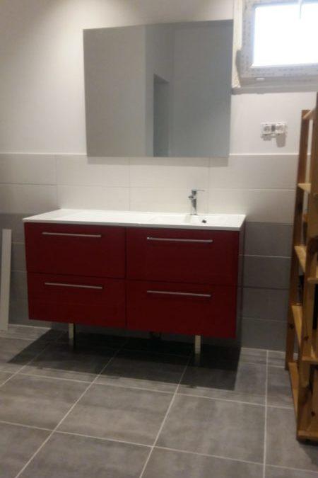 Création d'une salle de bain dans un appartement ancien à Marseille 7e