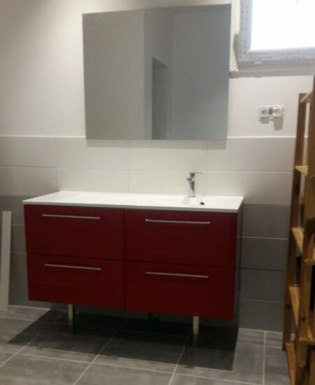 creation salle d'eau dans un appartement ancien 13007