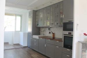 chantier de rénovation maison de ville 13008 quartier dromel à marseille