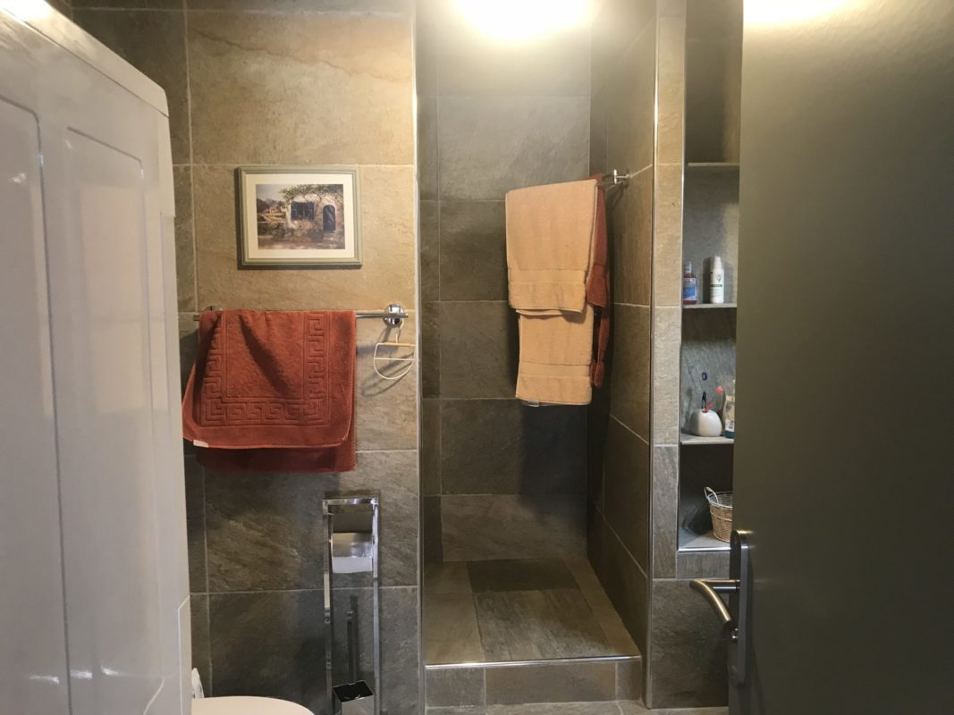 Salle bain rénovée Grand Pavois