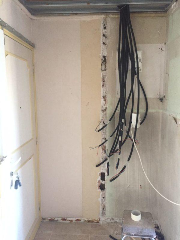 Remise aux normes intégrale du système électrique