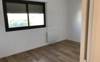 Rénovation totale d'un appartement  à Marseille 13008