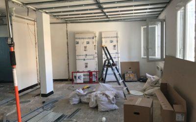 Rénovation totale d'un appartement à Marseille 13007