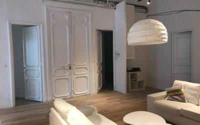 Rénovation bureaux d'une agence de publicité à Marseille 13006