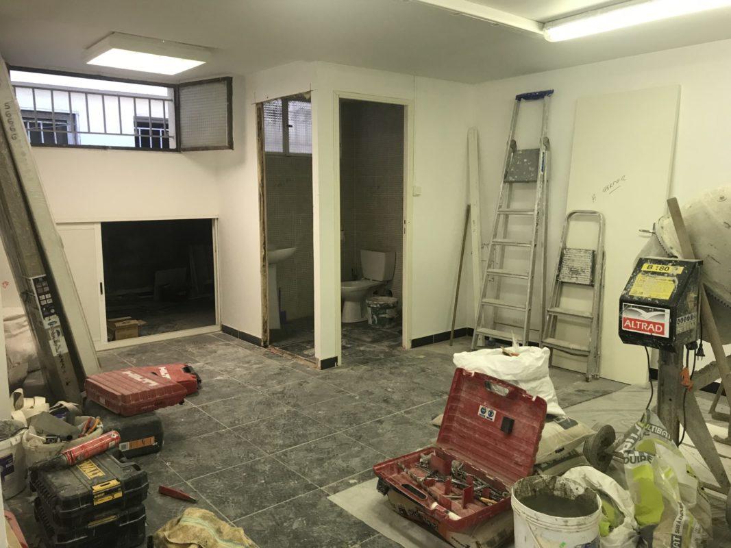 renovation cabinet kines à marseille