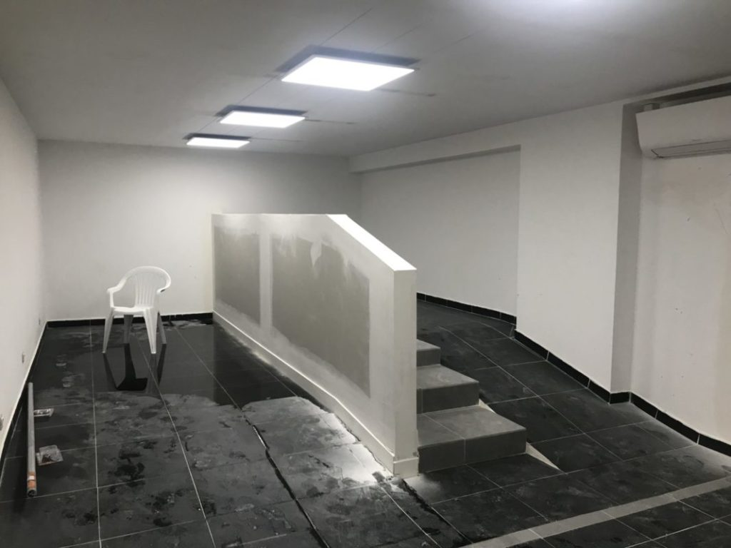 Témoignage rénovation cabinet de kiné à Marseille