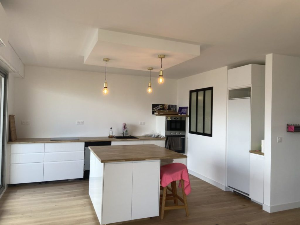 Témoignage rénovation totale 2 appartements rue Lacédémone