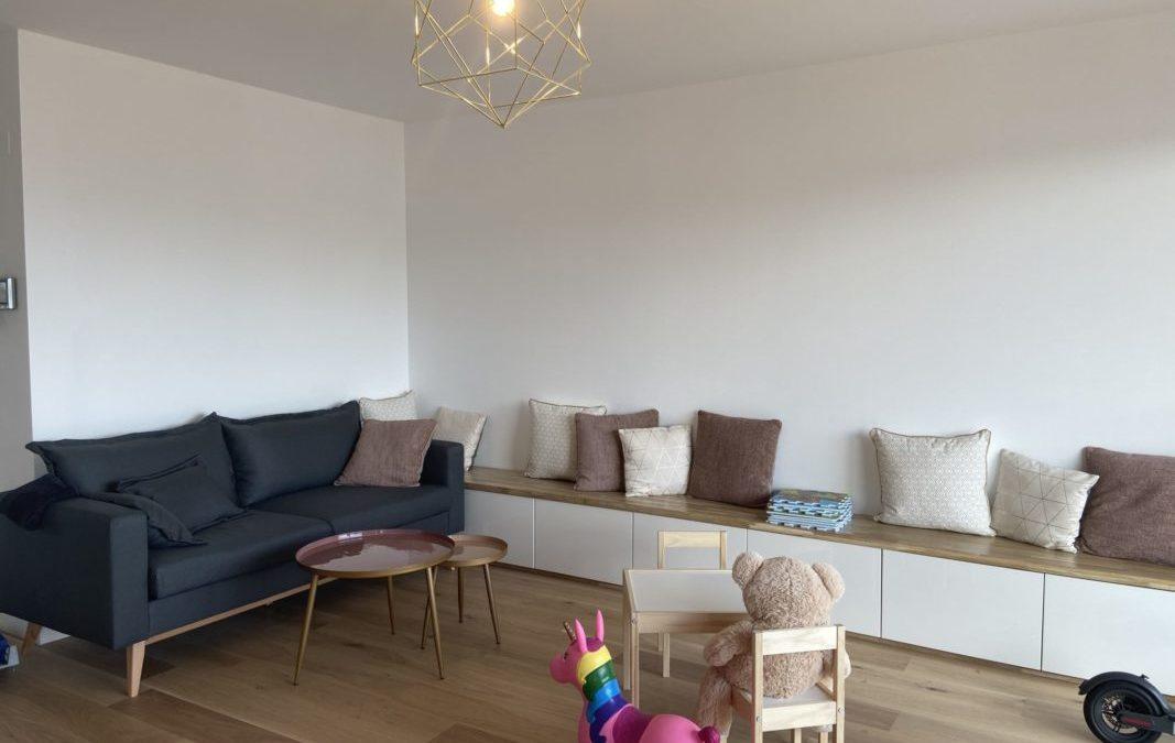 Rénovation appartement T3 à Marseille 13006