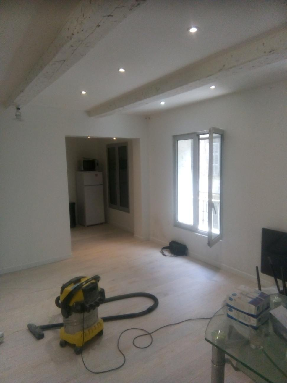 travaux appartement rue Consolat 13001