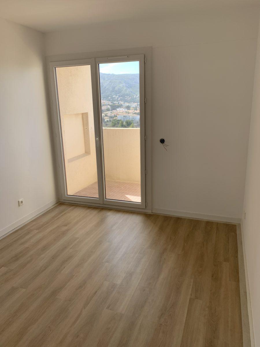 chambre après travaux appartement 13003