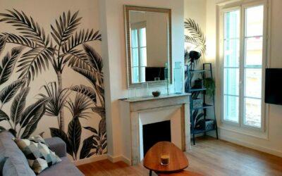 Rénovation intégrale appartement rue Paul Chevalier 13002