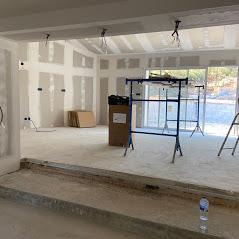 Autre vue de la salle à manger avant rénovation